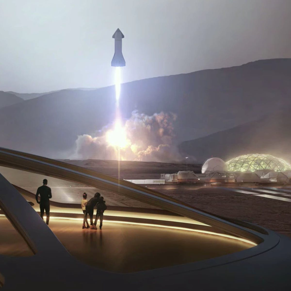 SpaceX Starship: 30 things we learned from Elon Musk's big reveal