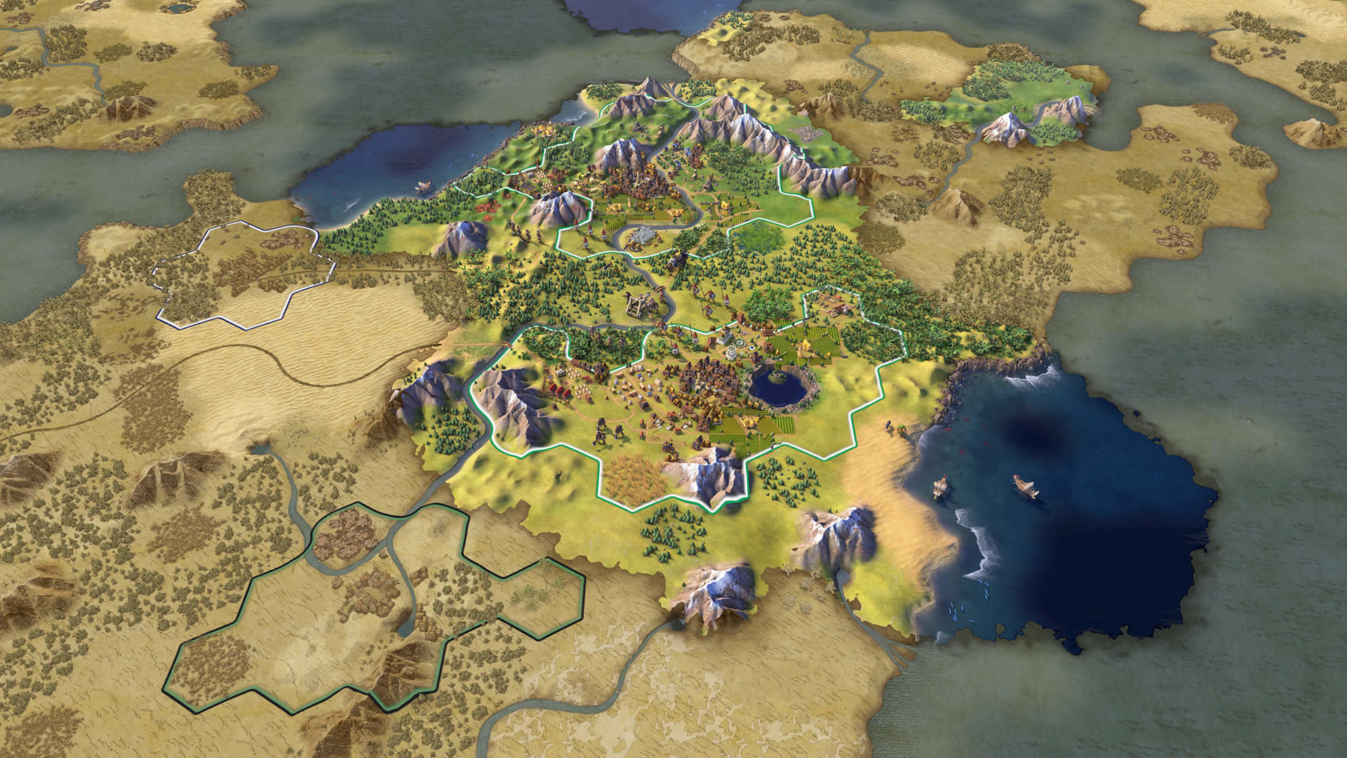 Civilization 6 Gathering Storm' Civs and Leaders, Ranked by Power