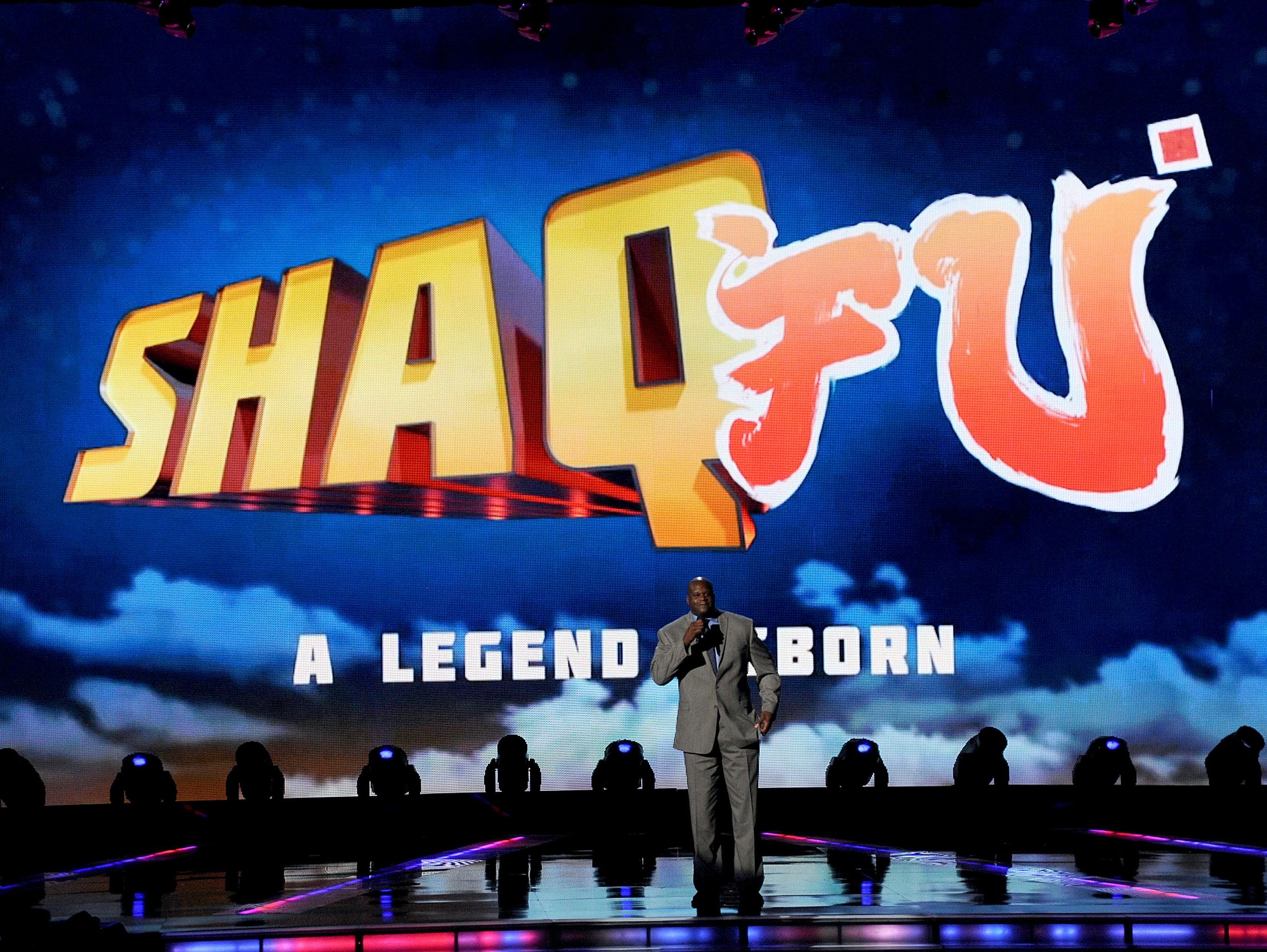 Shaq Fu Game Awards