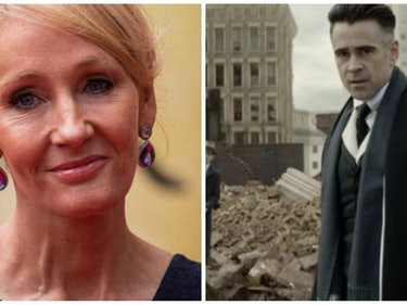 J.K. Rowling Says Grindelwald Was Lying About His Vision