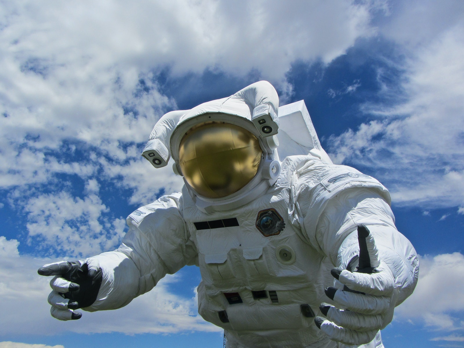 Could a Vacuum Device Save Astronauts' Eyesight in Space?