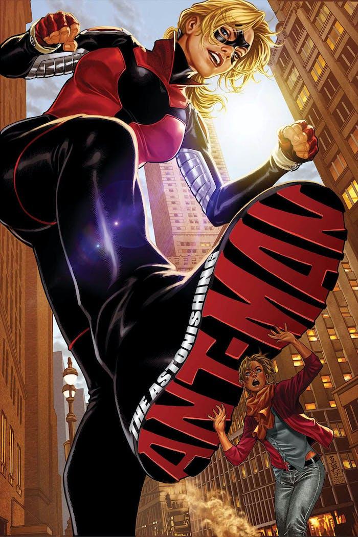 Marvel Cassie Lang MCU