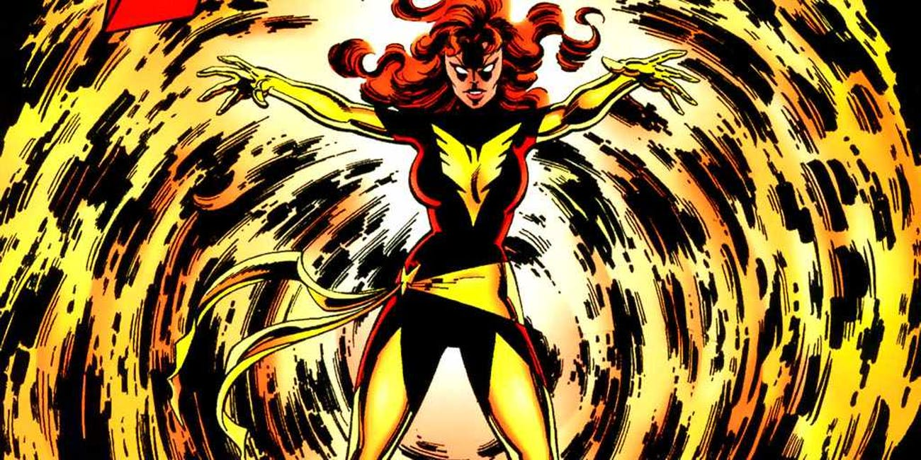 Marvel Phase 4-6 Is the Perfect Chance to Get the Dark Phoenix Saga Right