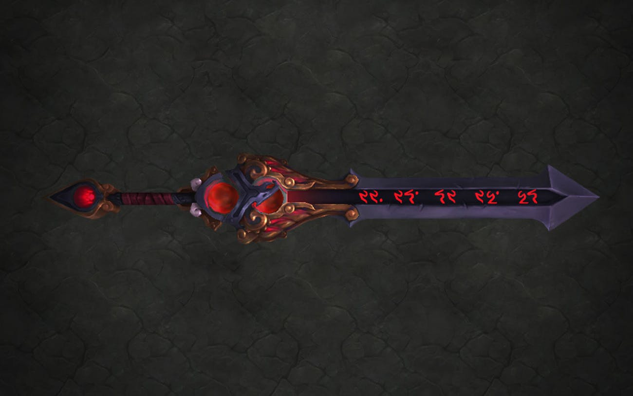 The Best Artifact Weapons in 'World of Warcraft: Legion
