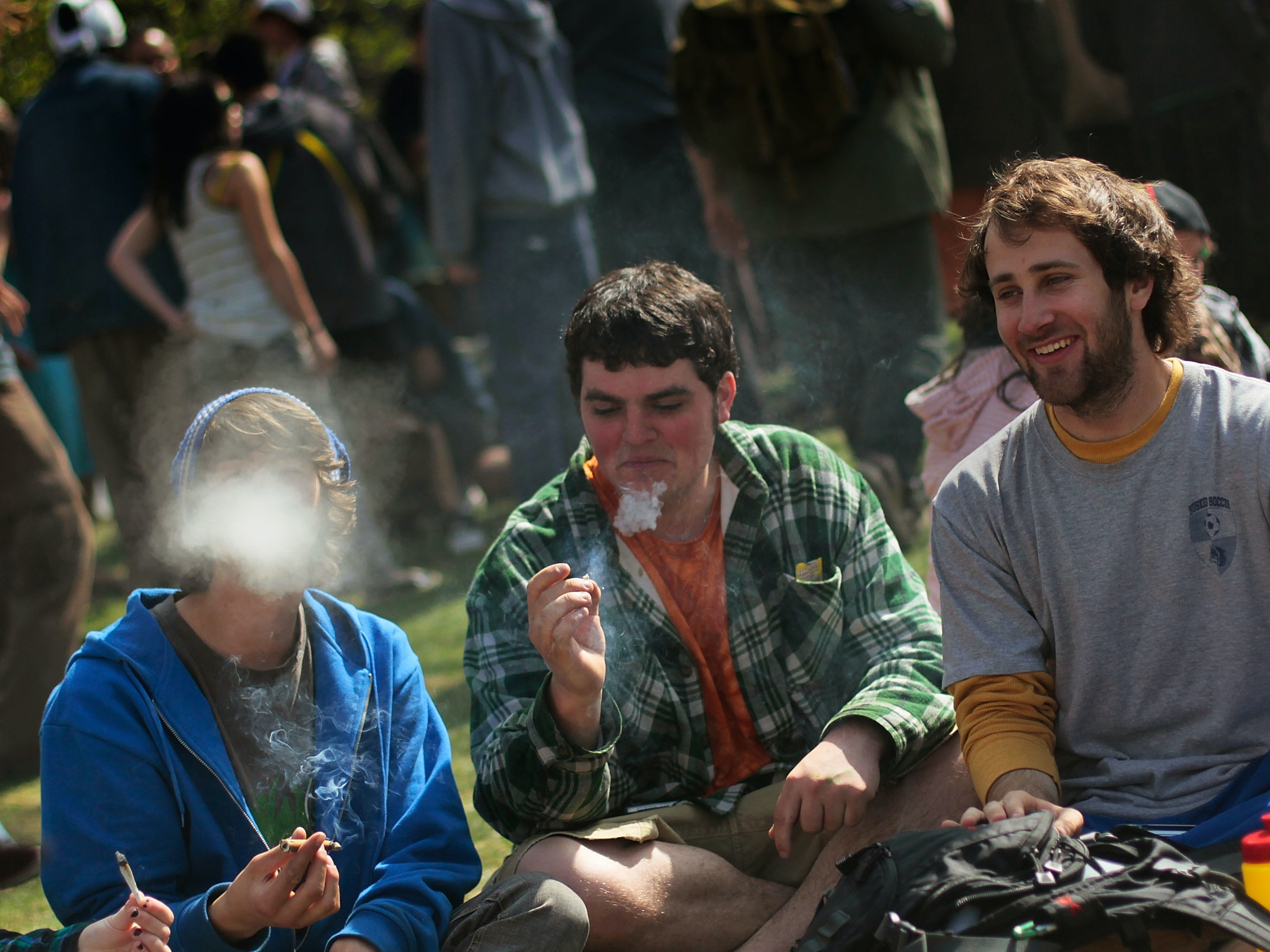 Marijuana Use Among Teenagers Is Actually Declining