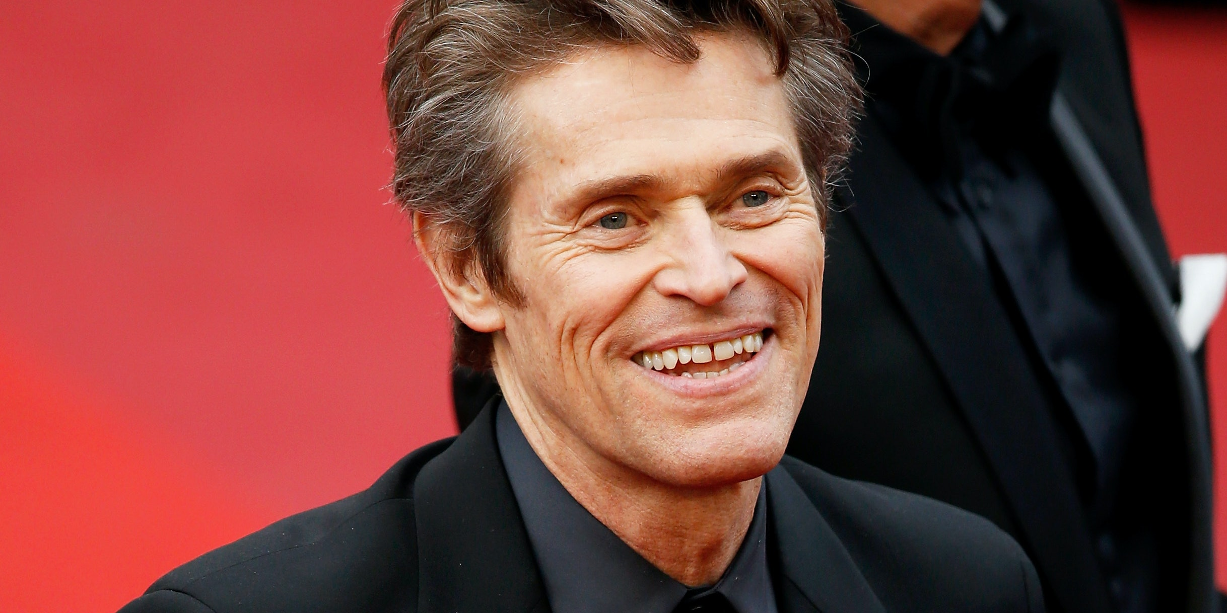 CANNES, FRANCE - MAY 22:  Actor Willem Dafoe attends the closing ceremony of the 69th annual Cannes Film Festival at the Palais des Festivals on May 22, 2016 in Cannes, France.  (Photo by Tristan Fewings/Getty Images)