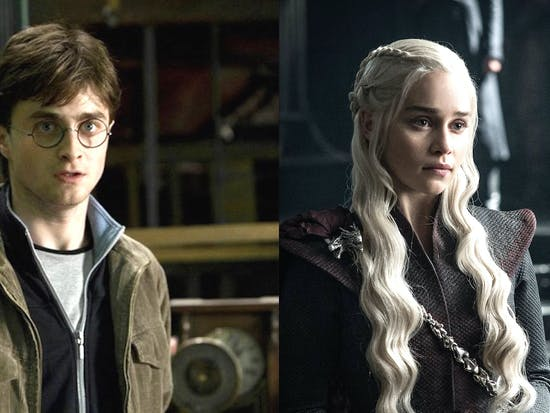 'Harry Potter' Is a Cautionary Tale for 'Game of Thrones'