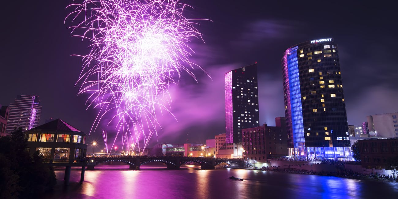 Happy 4th from Grand Rapids