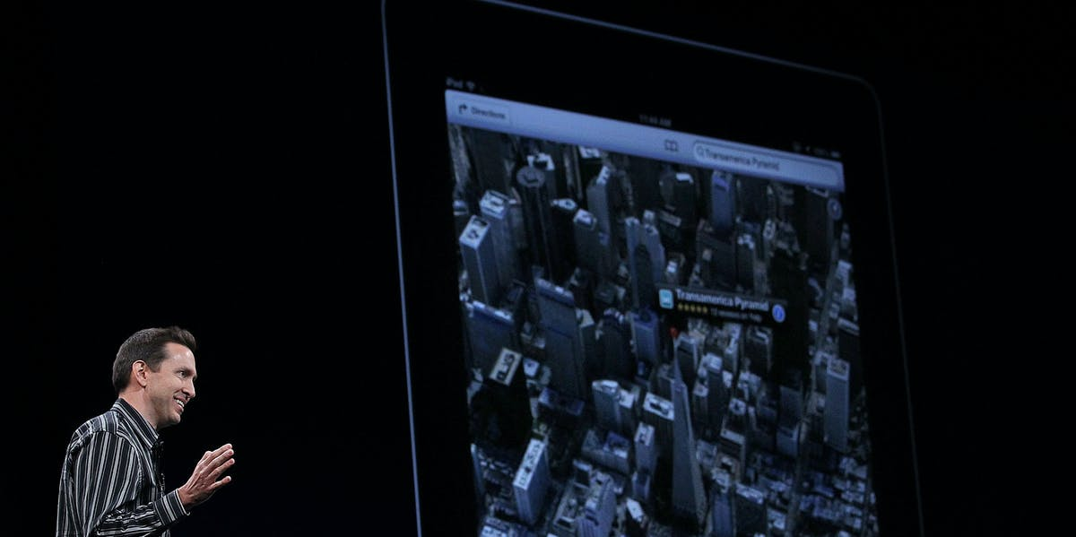 Drones will help Apple Maps come a long way from its launch in 2012.