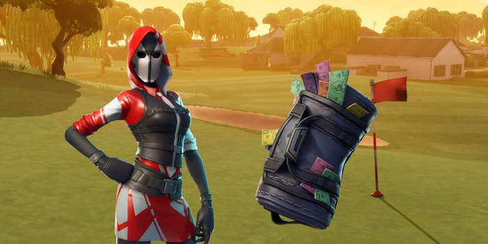 'Fortnite' Ace Starter Pack