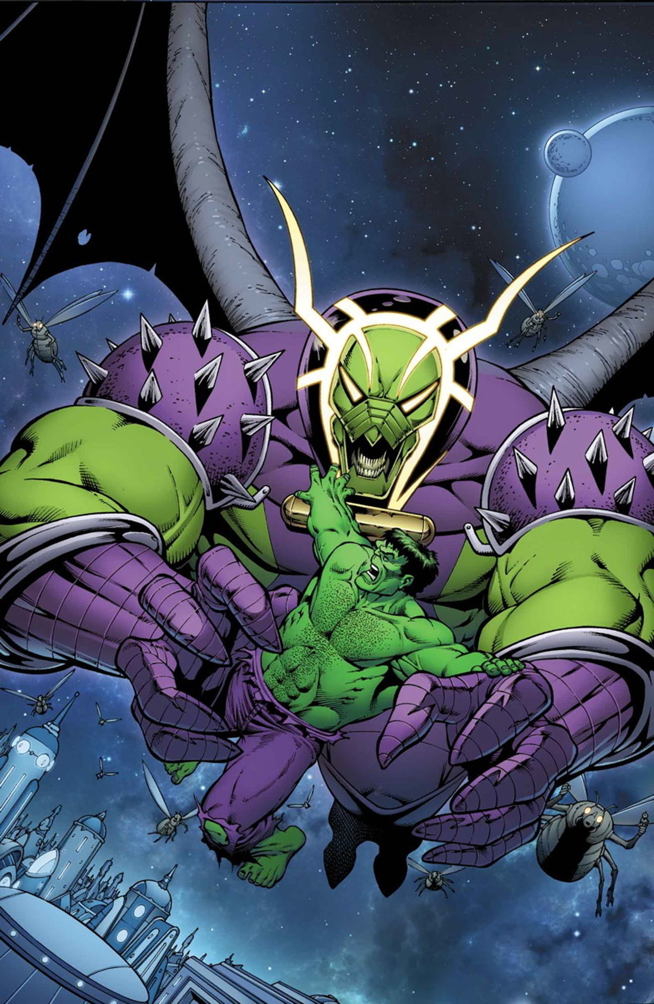 Marvel Annihilus Guardians of the Galaxy