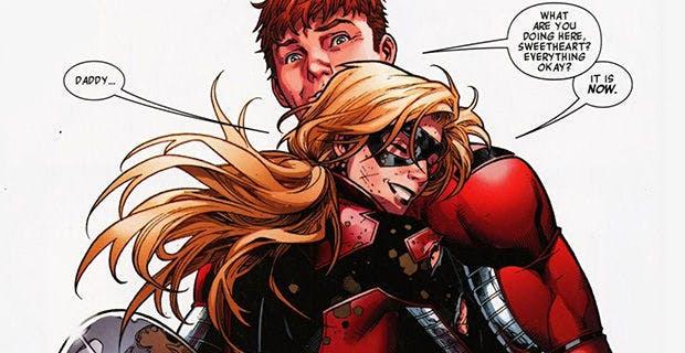 Ant Man et la Guêpe : le réalisateur tease l'avenir de Cassie Lang #4