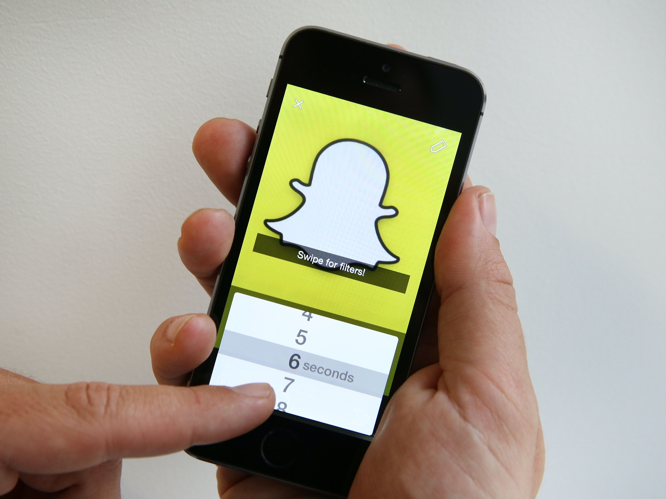 Snapchat Sued for NSFW Discover Content on Kids' Phones