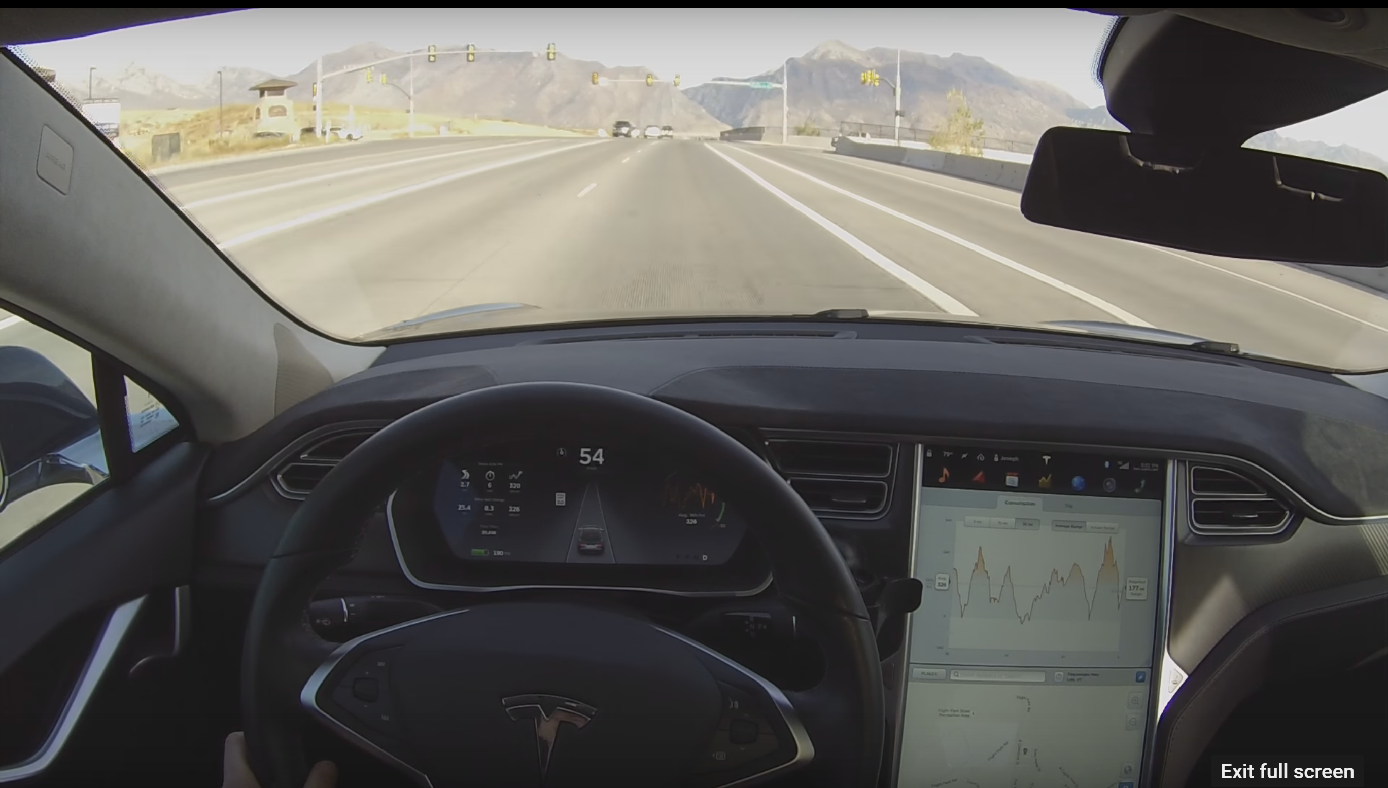Leaked Tesla Autopilot Video Teases Its Mysterious Monday Event: Livestream