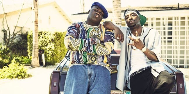 Notorious B.I.G. and Tupac Murder Drama