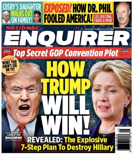 national enquirer trump