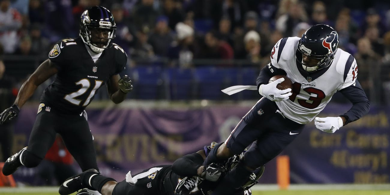 NFL Partners With Amazon for Better Stats   Inverse
