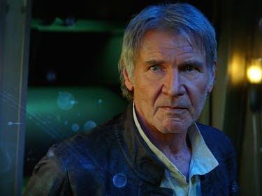 Harrison Ford Crashes Star Wars Celebration, Mocks George Lucas