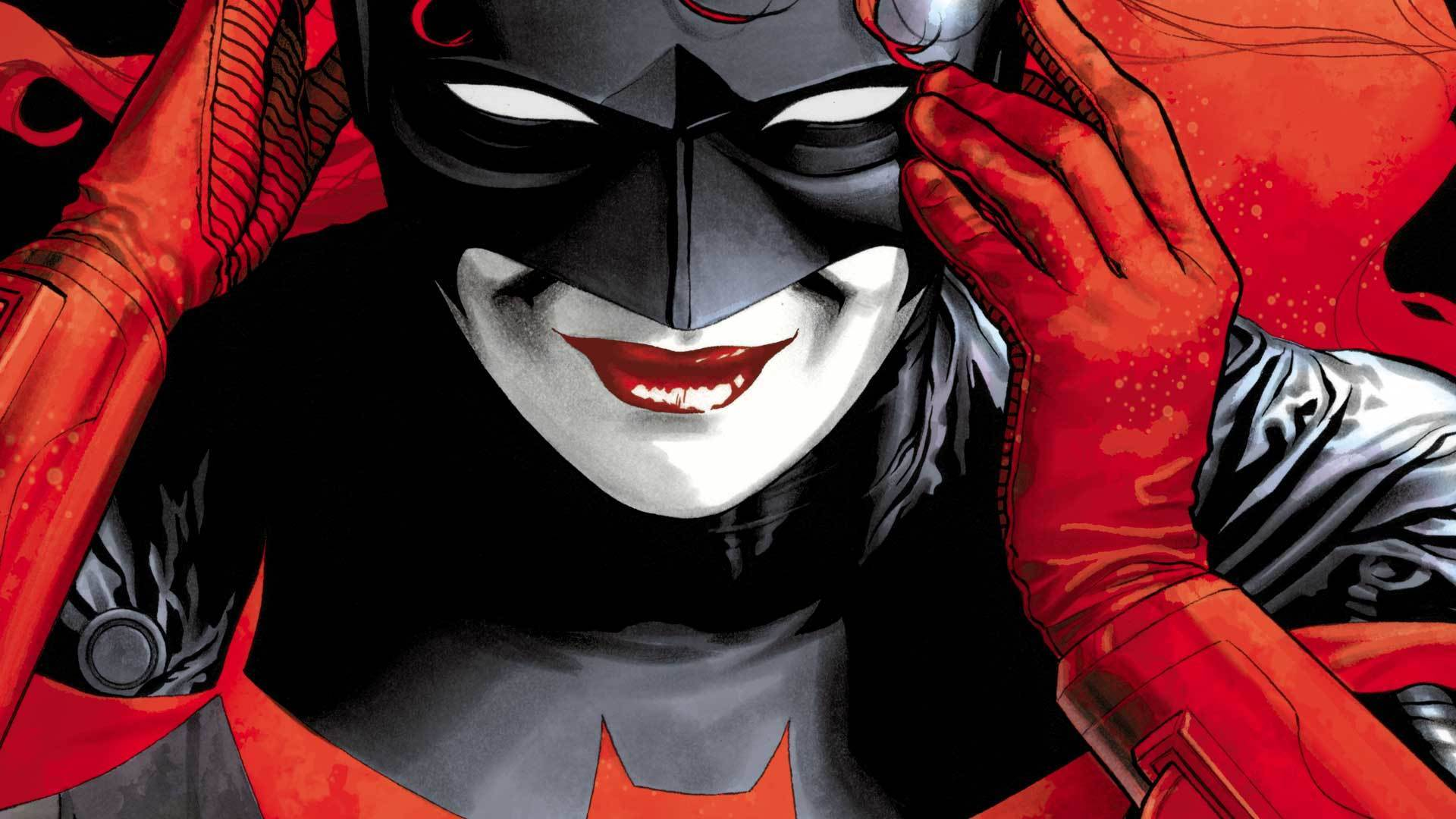 Kate Kane as Batwoman