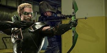 Injustice Green Arrow TV