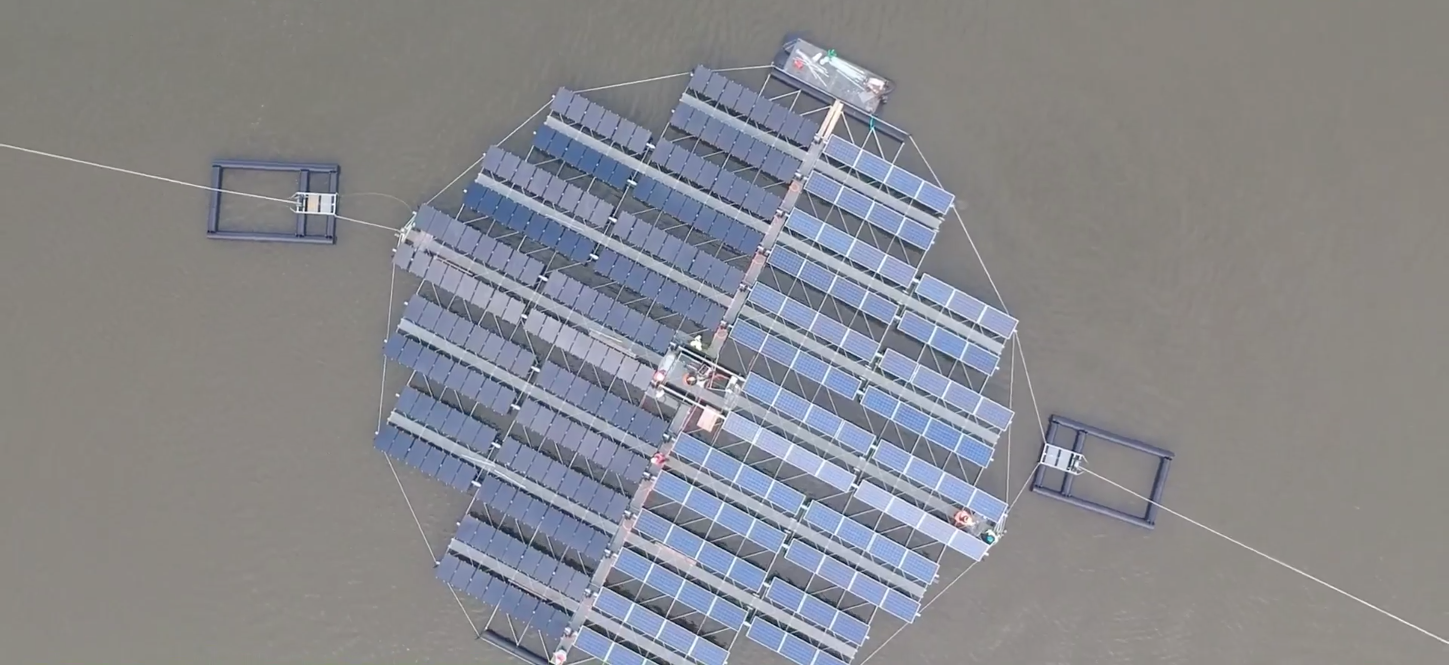 Floating Solar Panels: World's Largest Installation to Set Sail This Year
