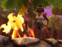 'Fortnite' Season 6 Calamity Campfire