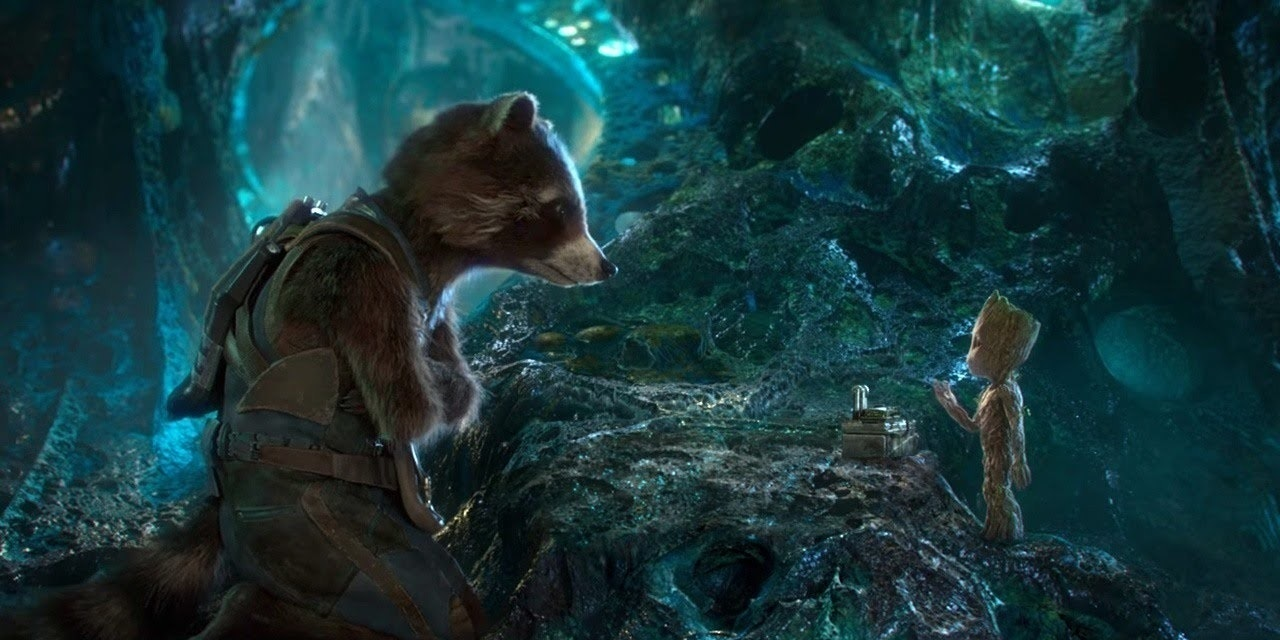 Hey Marvel How About A Groot And Rocket Standalone Movie Inverse