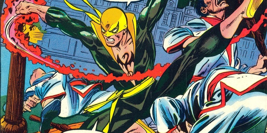 The Inside Story of How Marvel Created 'Iron Fist'