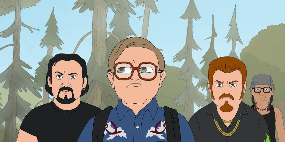 Trailer Park Boys Season 13 Release Date Netflix Reveals Animated