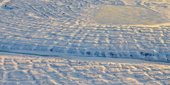 permafrost melting carbon