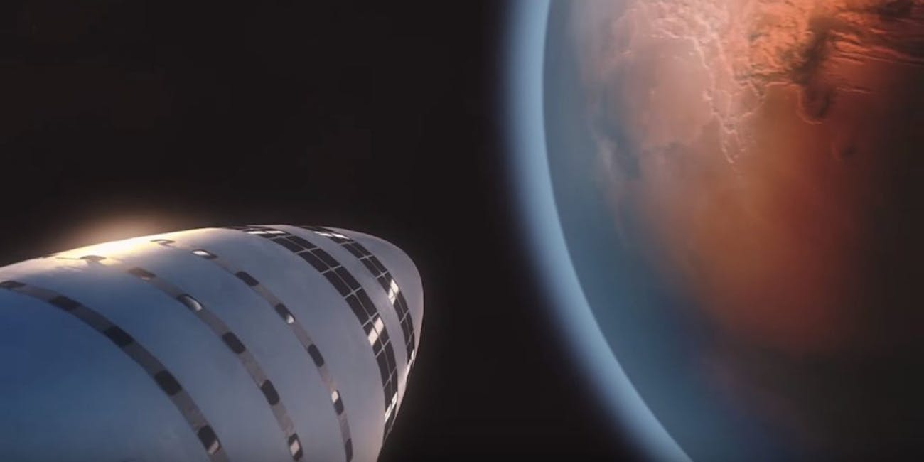 SpaceX: Elon Musk's BFR May Be Positioned to Begin Hop ...