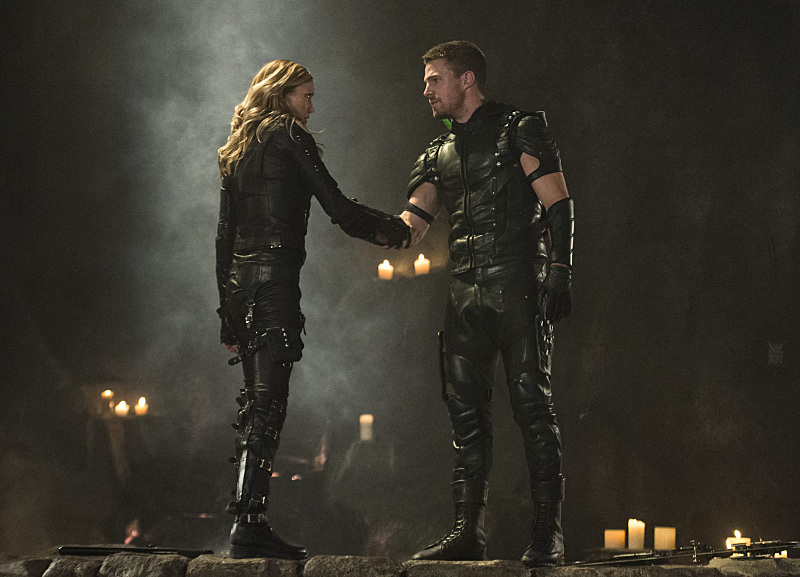 6 Good Things From Arrow Season 4