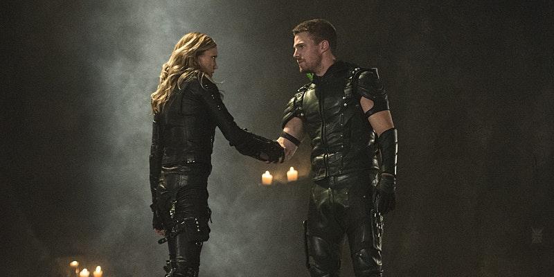 6 Good Things From 'Arrow' Season 4