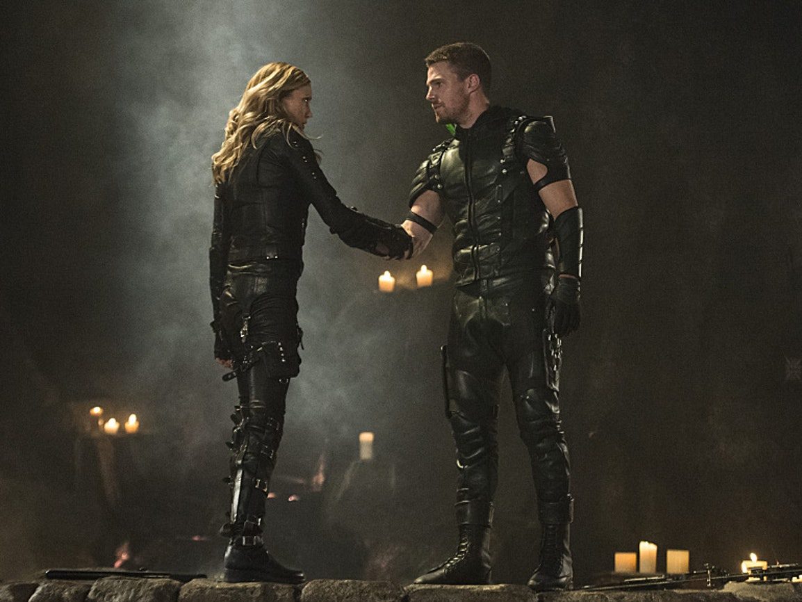 6 Good Things From 'Arrow' Season 4