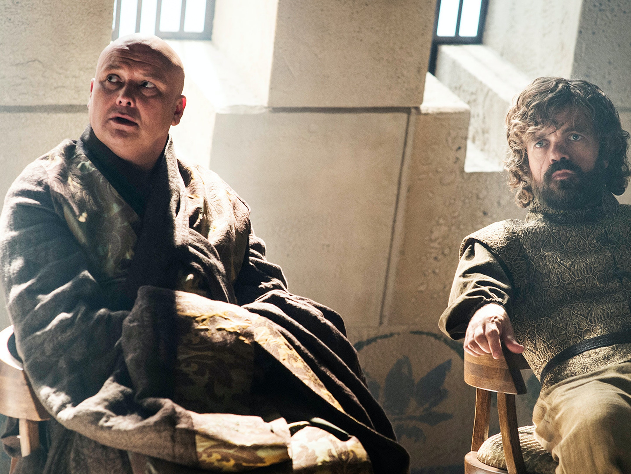 Varys and Tyrion could come out on top in 'Game of Thrones' Season 8
