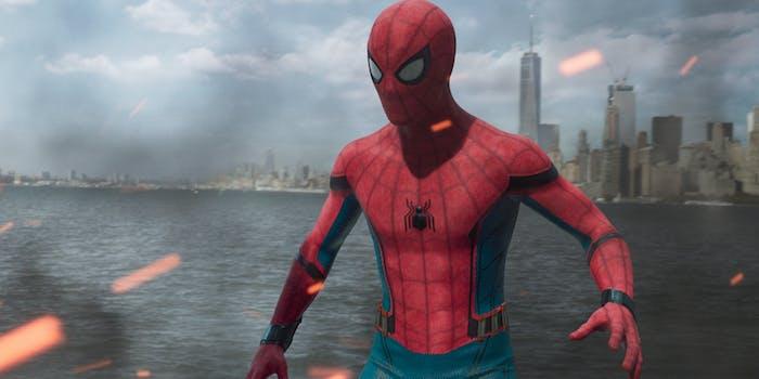 Spider-Man Infinity War