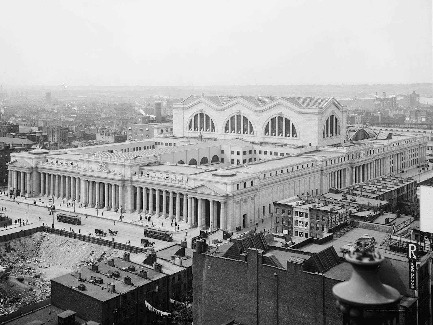 7 Great American Buildings That Looked Like the Future Until They Were Destroyed