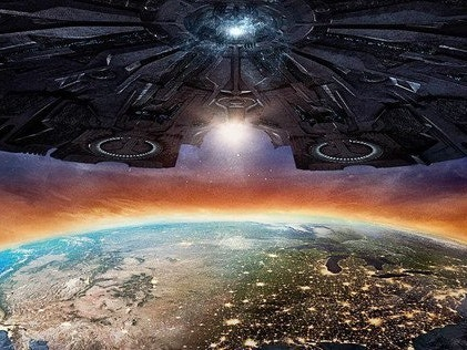 """""""ID4: Resurgance"""" Should Have Blown Up Earth"""