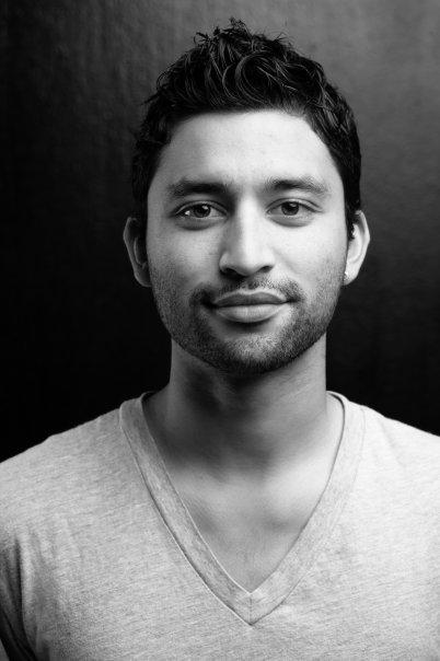 Director/Writer Justin Tipping