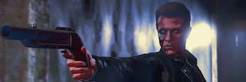 Terminator 2 Grand Theft Auto V Judgement Day T-1000 T-800