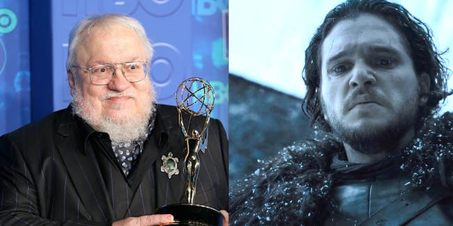 George R. R. Martin needs to finish 'The Winds of Winter'