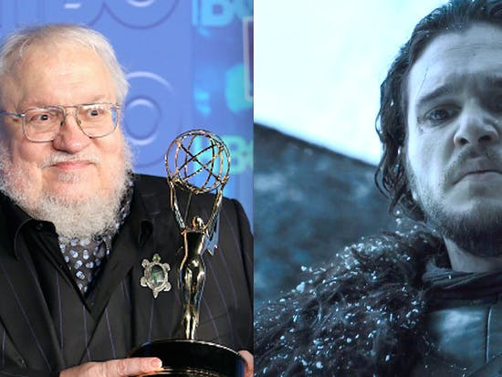 George R.R. Martin's Co-Writers Explain Why He's So Slow