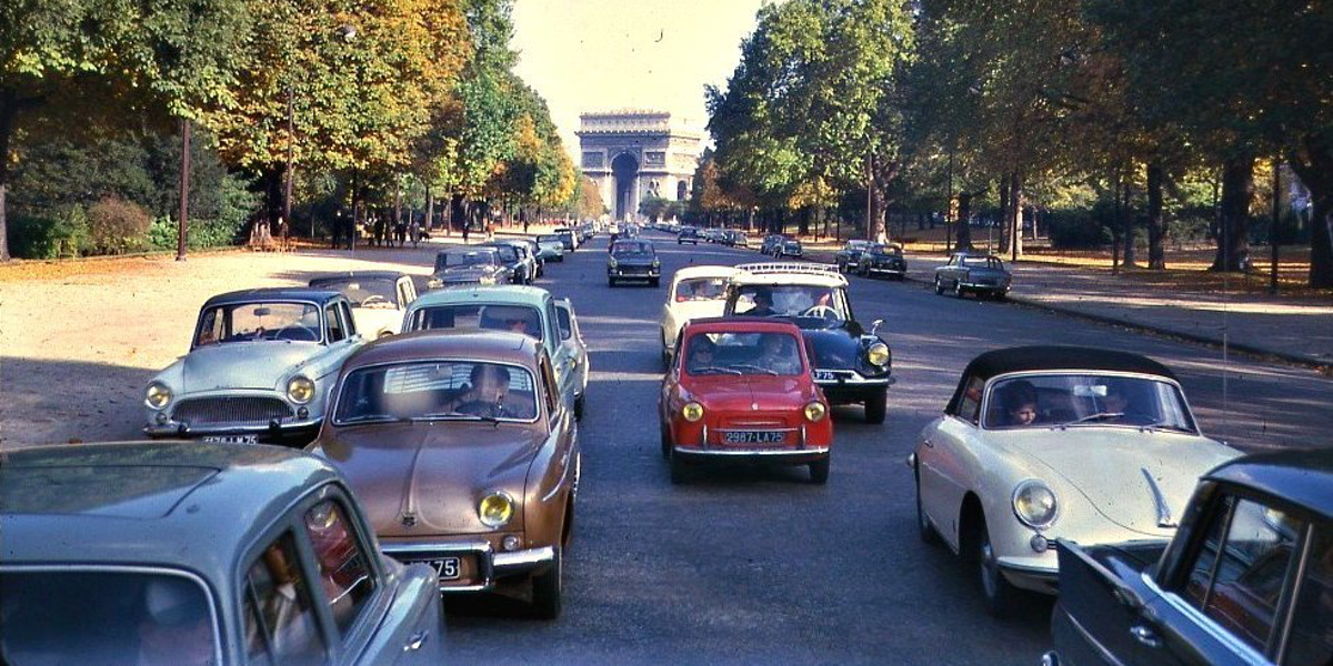 Paris Bans Pre-2000 Diesel Cars to Fight Its Rampant Pollution | Inverse