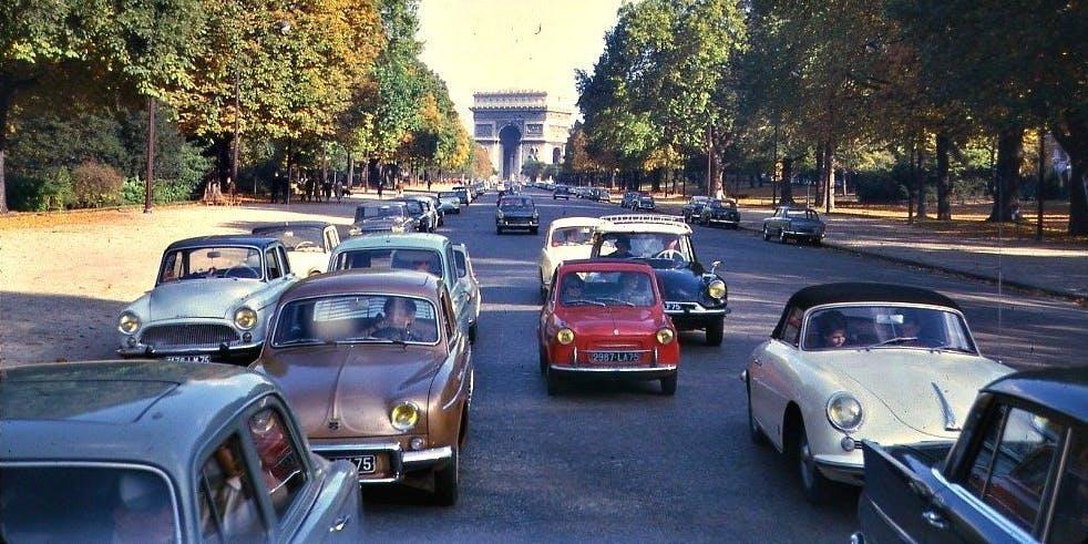 Paris 1962