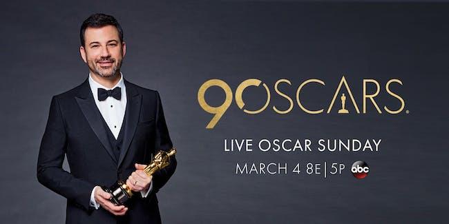 oscars academy awards jimmy kimmel