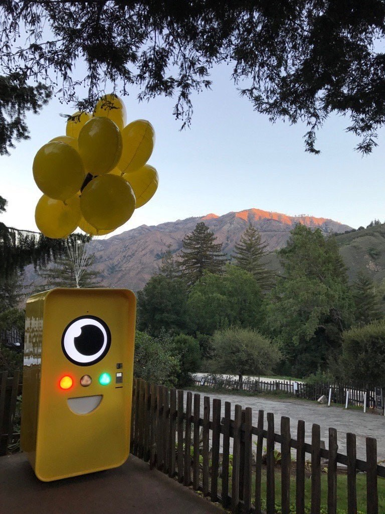 A new Snapbot popped up in Loma Vista, CA today.