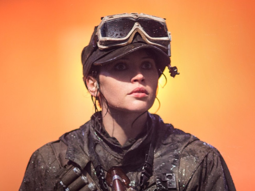 This Jyn Erso Photo Could Lead to a New 'Rogue One' Planet