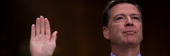 James Comey testify Senate Intelligence Russia investigation Trump
