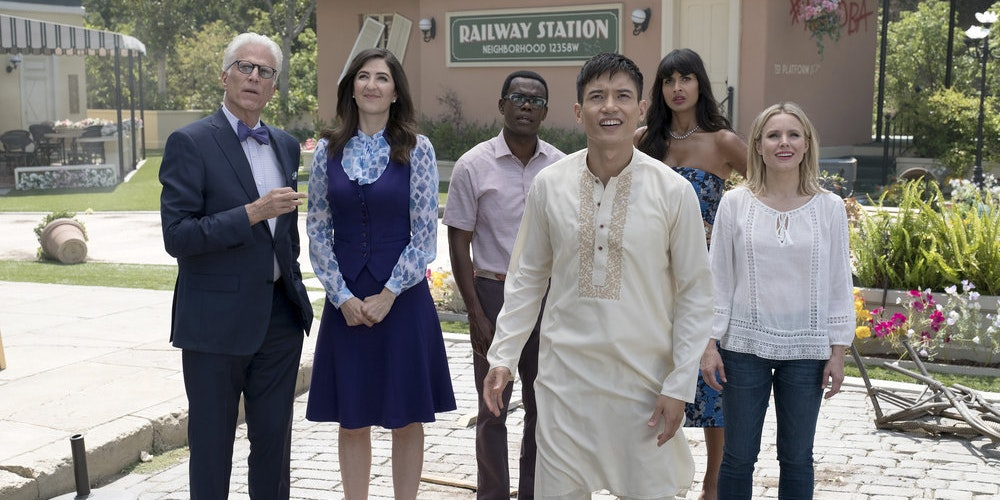 Imagen de The Good Place