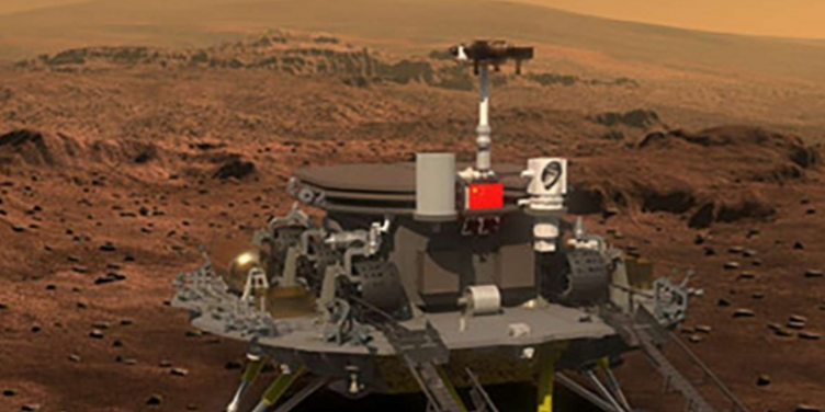 China Releases Spacecraft Design For 2020 Mission To Mars Inverse